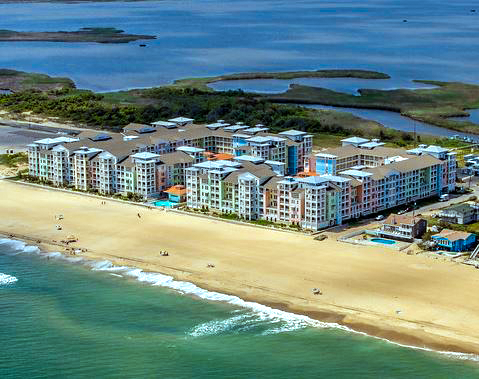 Sanctuary Resort in Sandbridge, Virginia
