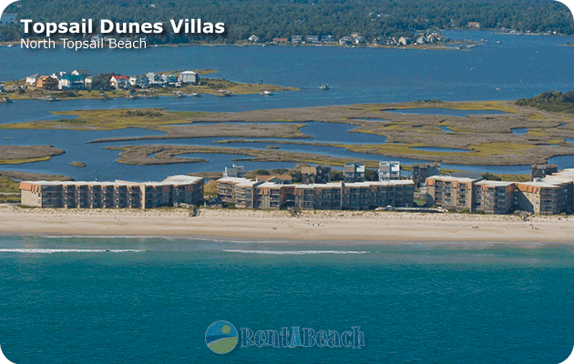 Topsail Dunes Condo Als In North Beach