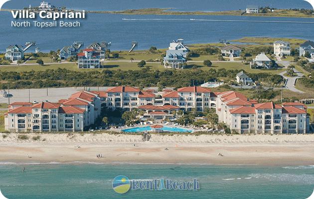 Villa Capriani Resort Oceanfront Condo Vacation Rental